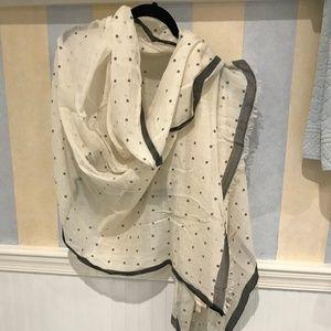 Eileen Fisher scarf.